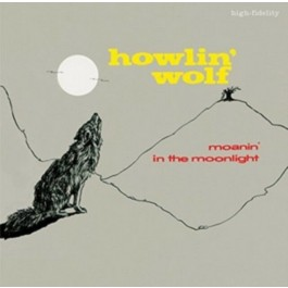 Howlin Wolf Moanin In The Moonlight Limited CD