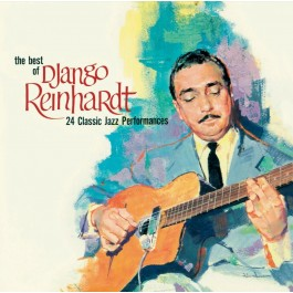 Django Reinhardt The Best Of CD