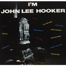 John Lee Hooker Im John Lee Hooker LP