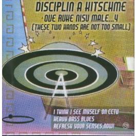 Disciplina Kitschme Ove Ruke Nisu Male...4 CD3