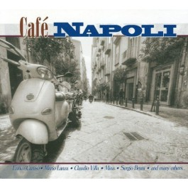 Various Artists Cafe Napoli CD2