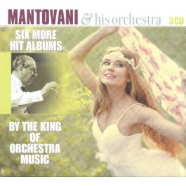 Mantovani Six More Hit Albums CD3