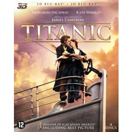 James Cameron Titanic Nema Hr Podnaslov BLU-RAY4