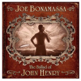 Joe Bonamassa Ballad Of John Henry LP