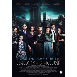Gilles Paquaet-Brenner Crooked House Nema Hr Podnaslov Dvd DVD