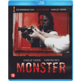 Patty Jenkins Monster BLU-RAY