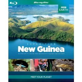 Documentary New Guinea Expedition Nema Hr Podnaslov BLU-RAY