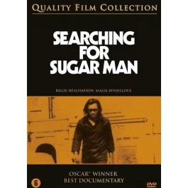 Malik Benjelloul Searching For Sugar Man DVD