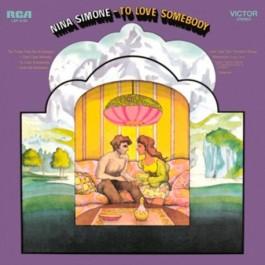 Nina Simone To Love Somebody LP