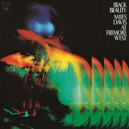 Miles Davis Black Beauty Live At Fillmore West 180Gr LP2