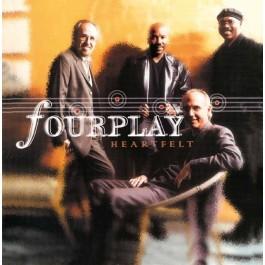 Fourplay Heartfelt CD