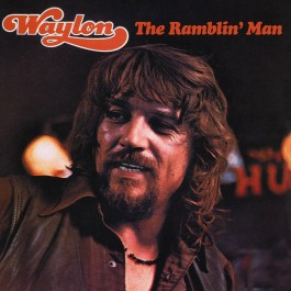 Waylon Jennings Ramblin Man CD