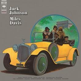Soundtrack Jack Johnson Music By Miles Davis LP