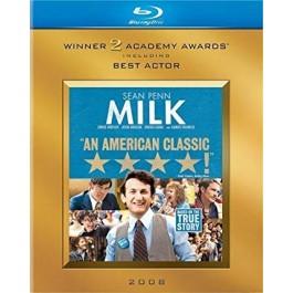 Gus Van Sant Milk BLU-RAY