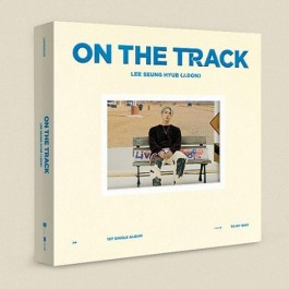 Lee Seung Hyub Jdon On The Track CD+KNJIGA
