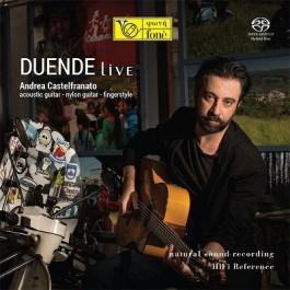 Andrea Castelfranato Duende Live SACD