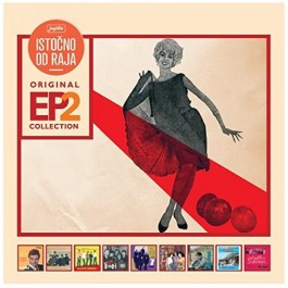Razni Izvođači Original Ep Collection 2 Istočno Od Raja CD9