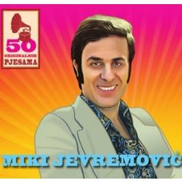 Miki Jevremović 50 Originalnih Hitova CD3