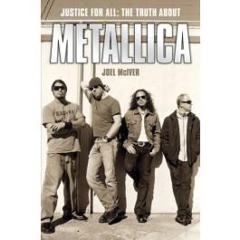 Joel Mciver Metallica-Justice For All, Ist KNJIGA