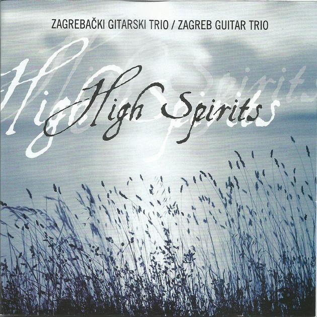 Zagrebacki Gitarski Trio High Spirits Cd