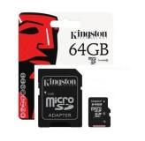 Sd Kartica 1Kingston Sd Mikro 64Gb Sd Card, Micro SD MIKRO