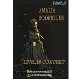 Amalia Rodrigues Livein Concert DVD