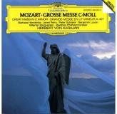 Berliner Philharmoniker Karaja Mozart Grosse Messe C-Moll CD