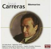Eloquence Carreras Memories CD