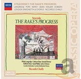Decca Classic Opera Stravinsky Rakes Progress CD2