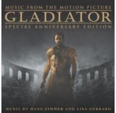 Soundtrack Gladiator Anniversary Edition Music By Hans Zimmer CD2
