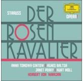 Herbert Von Karajan Wiener Philh Strauss Der Rosenkavalier CD3