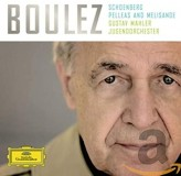 Pierre Boulez Schoenberg, Wagner-Pelleas Und Melisande, Tristan Und Isolde CD