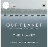 Soundtrack Our Planet Music By Steven Price CD