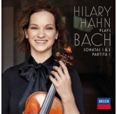 Hilary Hahn Bach Sonatas 1&2, Partita 1 LP2