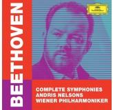 Andris Nelsons Wiener Philharmoniker Beethoven Complete Symphonies CD5+BLU-RAY AUDIO