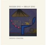 Roger Eno Brian Eno Mixing Colours LP2