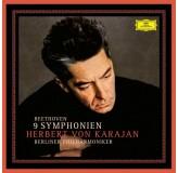Herbert Von Karajan Beethoven 9 Symphonien LP8