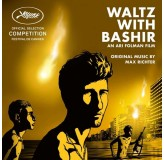 Soundtrack Waltz With Bashir Music By Max Richter CD