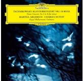 Martha Argerich Tchaikovsky Clavier Concertos No.1 B-Moll LP