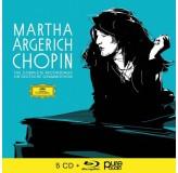 Martha Argerich Chopin Complete Recordings On Deutsche Grammophon CD6