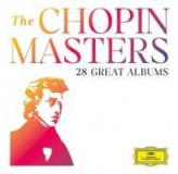 Various Artists Chopin Masters 28 Great Albums CD28