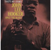 John Lee Hooker Thats My Story LP