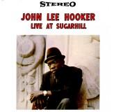 John Lee Hooker Live At Sugar Hill LP