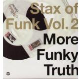 Razni Izvođači Stax Of Funk 2 LP2