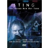 Sting Brand New Day Tour DVD