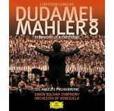 Los Angeles Philharmonic Dudamel Mahler Symphony No.8 BLU-RAY