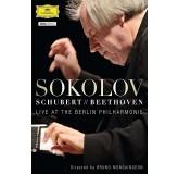 Grigory Sokolov Live At The Berlin Philharmonie DVD