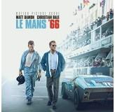 Soundtrack Le Mans 66 Clear Vinyl LP
