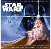 Soundtrack Star Wars A New Hope Music By John Williams LP2