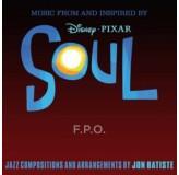 Soundtrack Soul Jazz Compositions By Jon Batiste LP